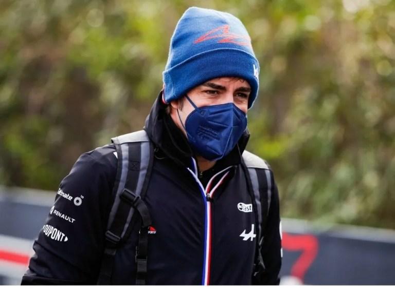 Alonso ilusionado por volver a correr en España