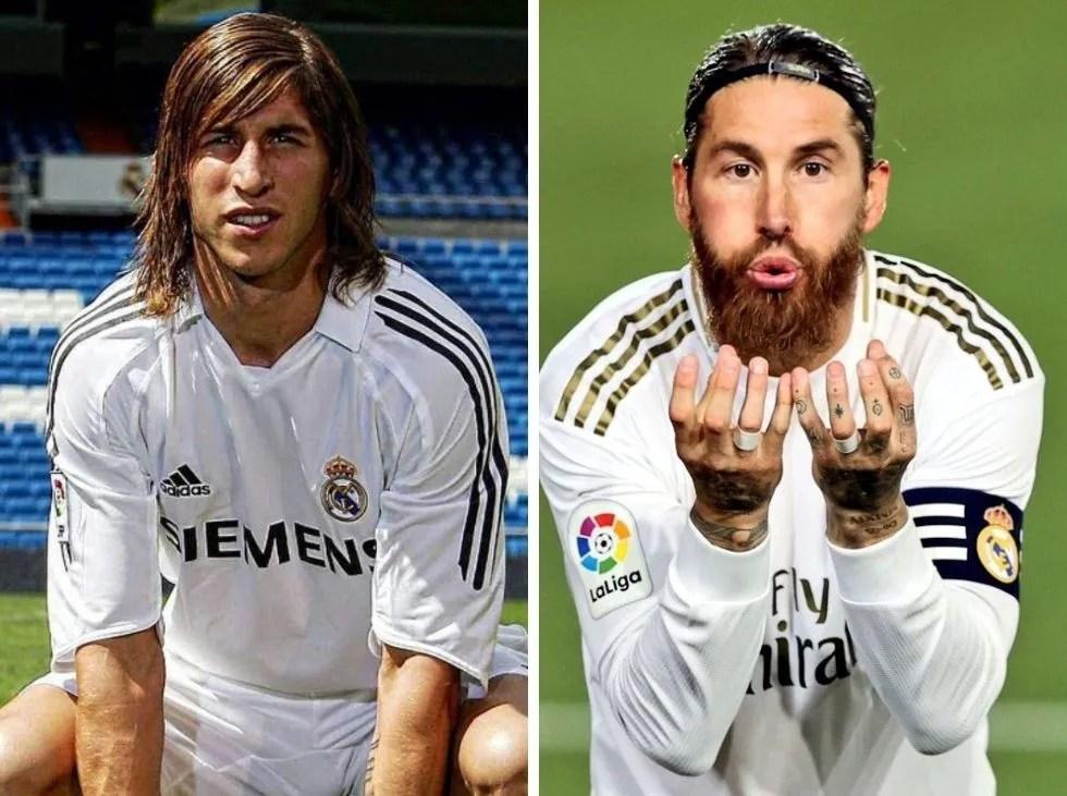 Ramos, the eternal legend of Madrid
