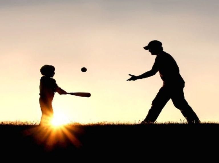 On the ball | In tribute to the parents in their day