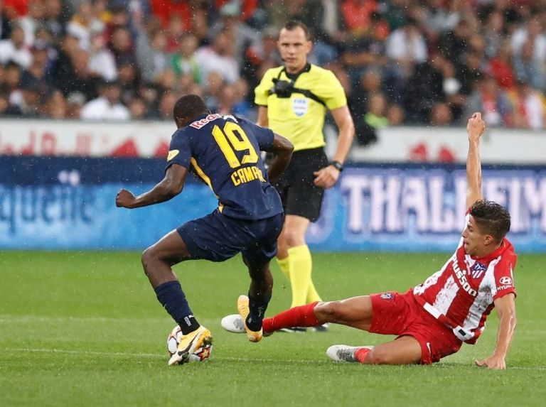 Atlético de Madrid cayó ante Salzburgo en pretemporada