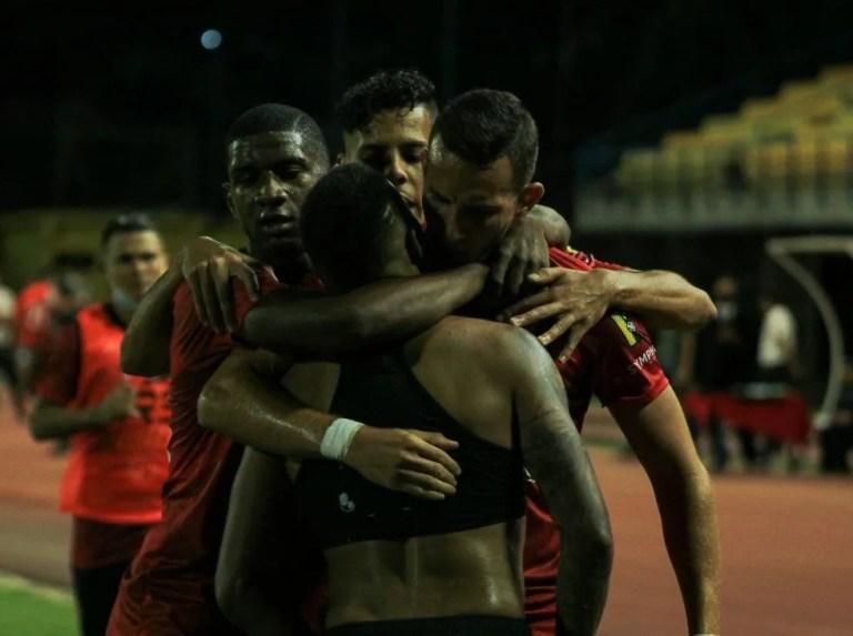 Caracas FC leads the eastern group