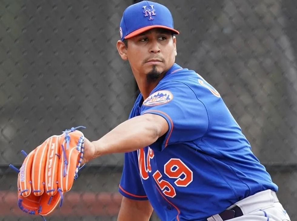 Carrasco cada vez más cerca de debutar con los Mets