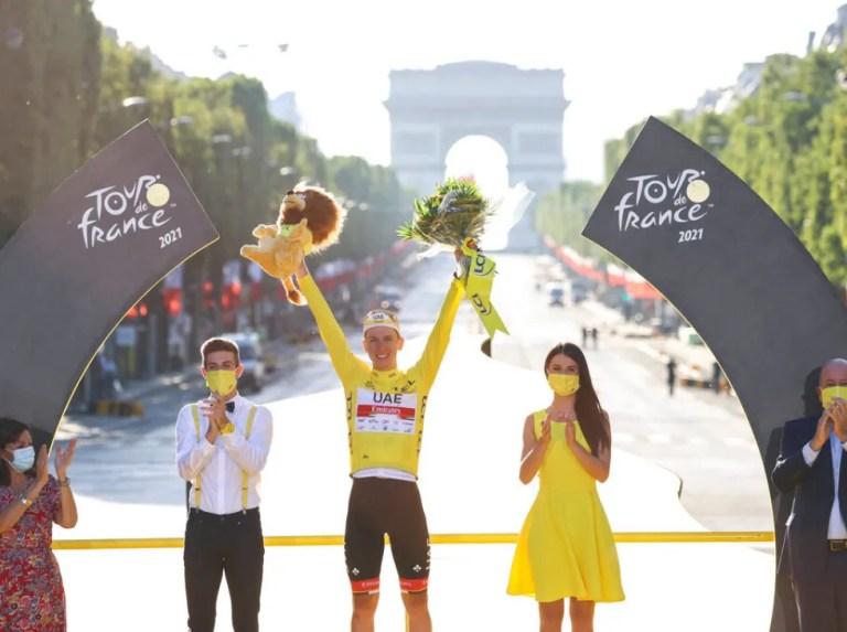Goodbye Tour de France, hello Tokyo 2020