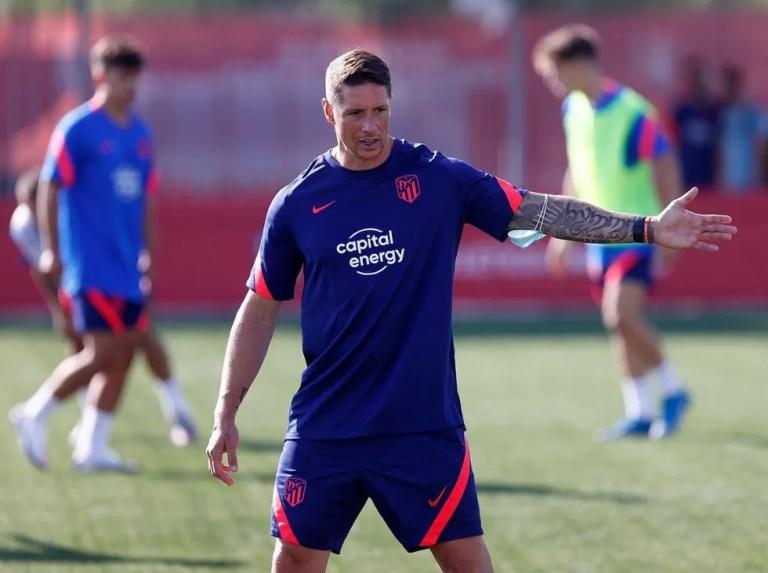 Fernando Torres dirigirá al Atlético de Madrid sub 19