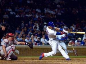 On the ball | David Ross praises Robinson Chirinos