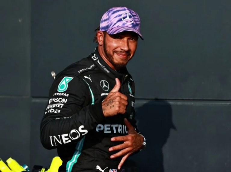 "F1, FIA and Mercedes condemn ""racist abuses"" against Hamilton"