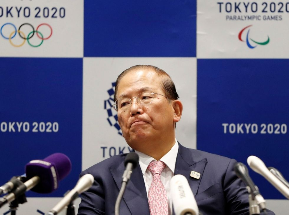 Chief organizer of the Olympic Games. does not rule out suspension