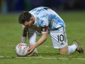 Game vision | An earthly Messi that encourages and bleeds