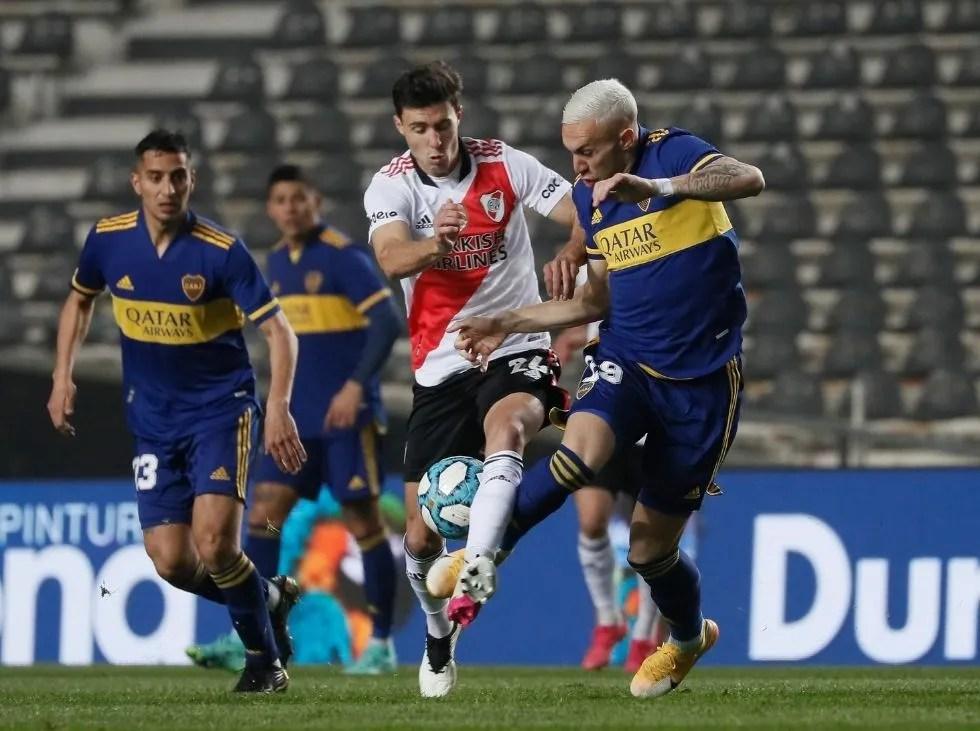 Boca ganó el superclásico en penales y avanza en la copa