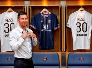 T-shirt 10 | Messi, between Qatar and ... politics?