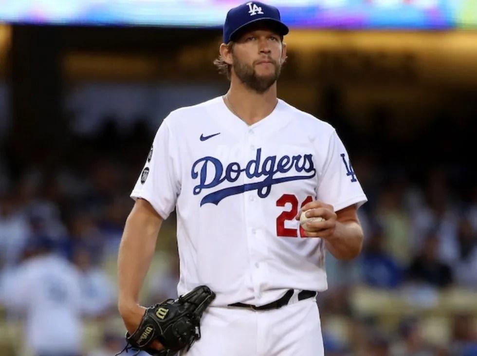 Kershaw está cerca de regresar con Dodgers