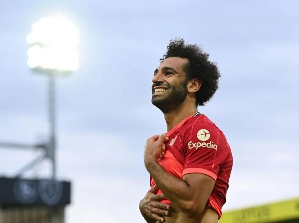 Salah sobre su renovación: «Me gustaría mucho quedarme aquí»