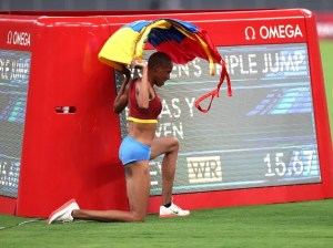 Game vision | The best Olympic performance in the history of Venezuela