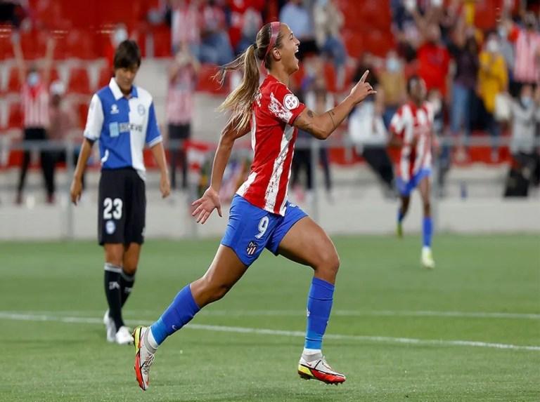 Atlético de Deyna wants to maintain their unbeaten streak