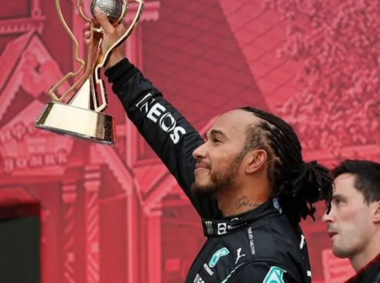 """Hamilton: """"Ha llevado mucho tiempo llegar a cien victorias"""""""