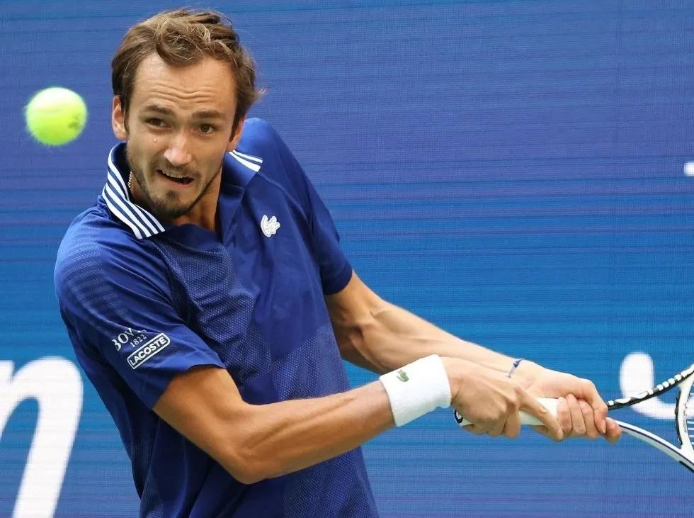 Medvedev es el primer finalista del US Open