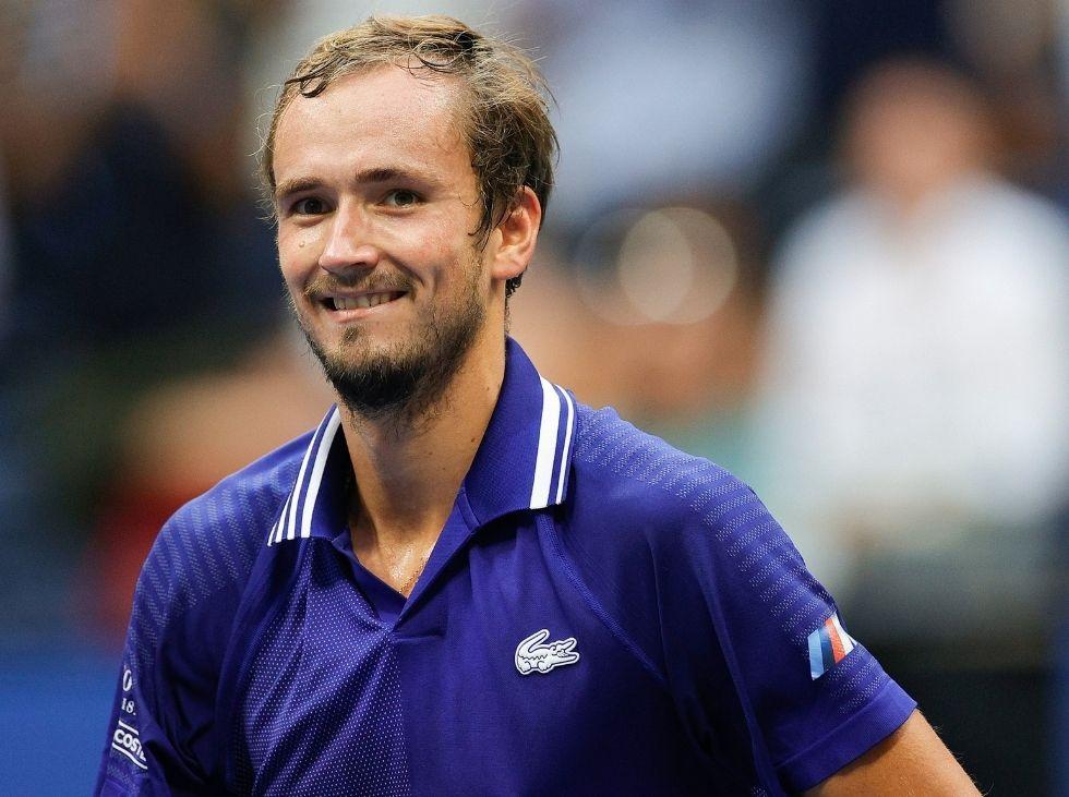 Medvedev se coronó con contundencia en el US Open