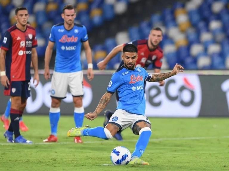 Napoli sigue con puntaje perfecto en la Serie A