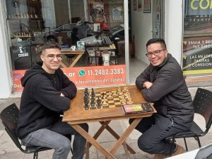 Sowing chess | Creoles shine in Argentina