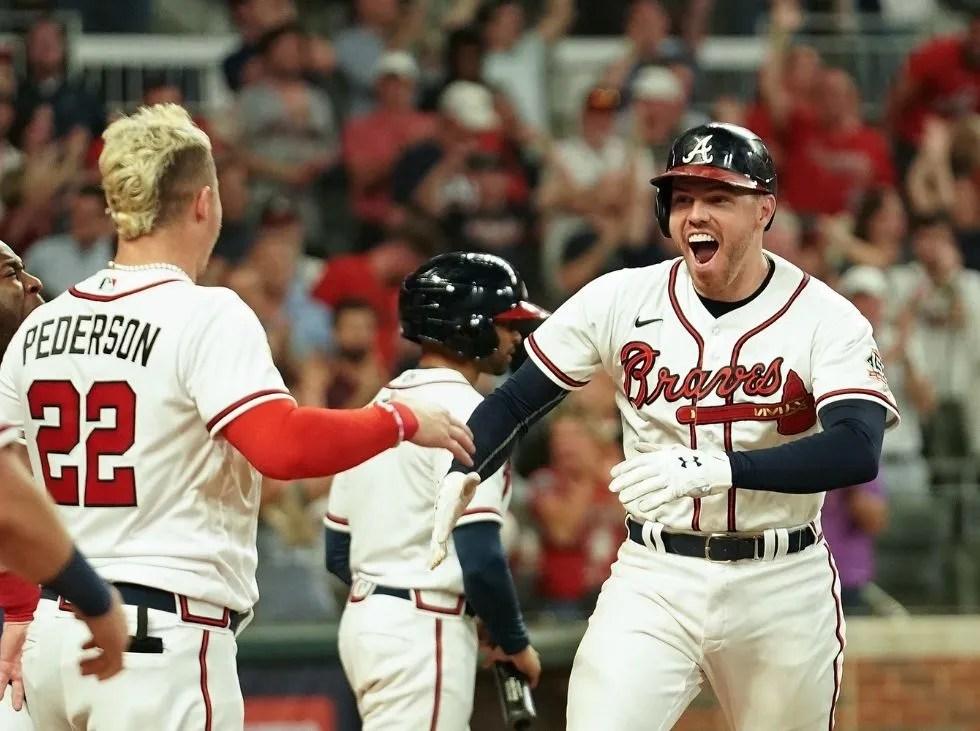 Freeman's home run got Braves into the SCLN