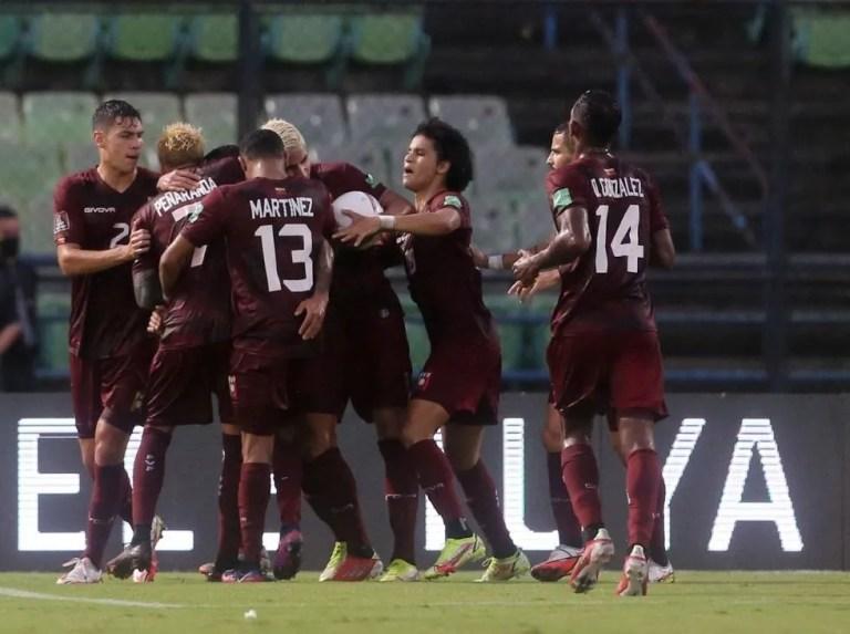 La Vinotinto se reencontró con la victoria ante Ecuador