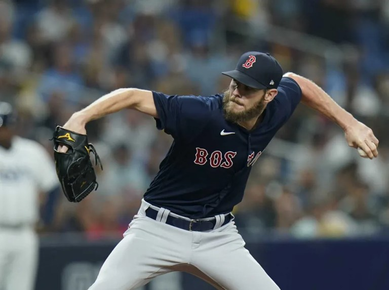 Chris Sale to return to Boston's rotation against Astros