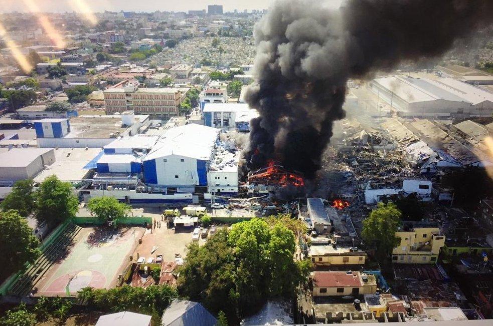 Al menos dos muertos tras explosión en fábrica Polyplas