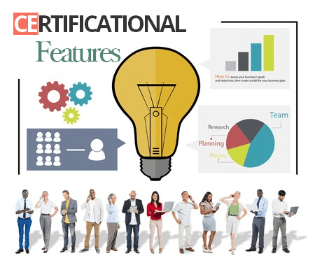 certificational-features  Certificational Accreditation Service certificational features