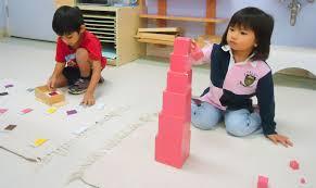 Montessori Programı Montessori Programı Montessori Programı Montessori Program
