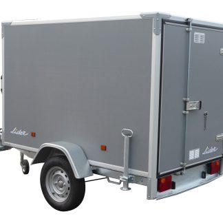 6. Box Van Trailers