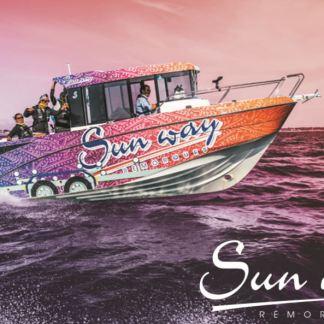 5. Sun Way Boat Trailers