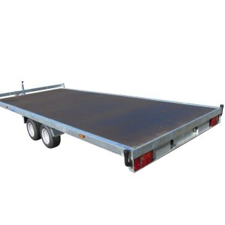 8. Flatbed Trailers