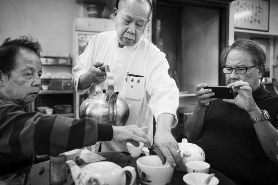 Hong Kong Tea House