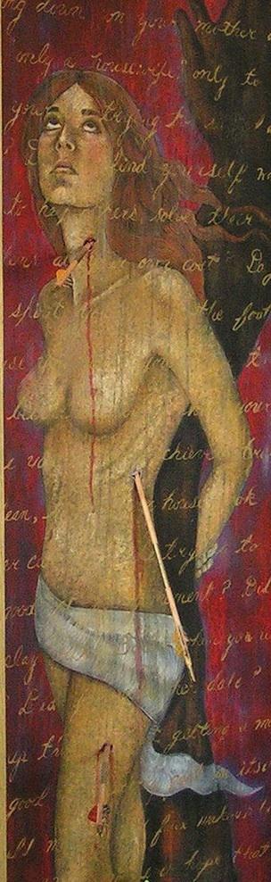 Cynthia von Buhler original artwork