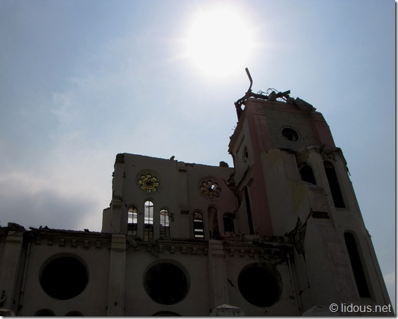port-au-prince cathedral 2010