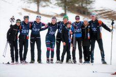 2020-01-26 Clubmeisterschaft 2 - Siegerbild Staffel