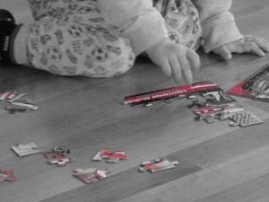 Cars ist hoch im Kurs. Egal ob als Film, als Puzzle, als Spielzeugauto...