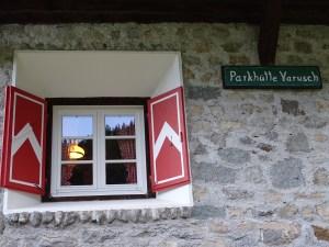 Parkhütte Varusch