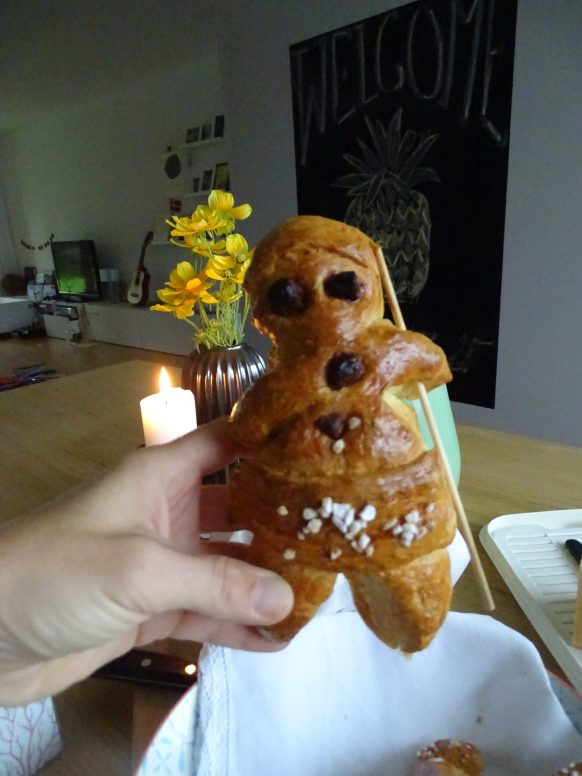 grittibänz was
