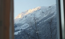 Blick aus dem Bürofenster....