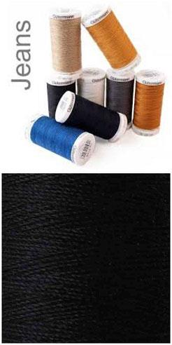 Gütermann Jeansfaden schwarz