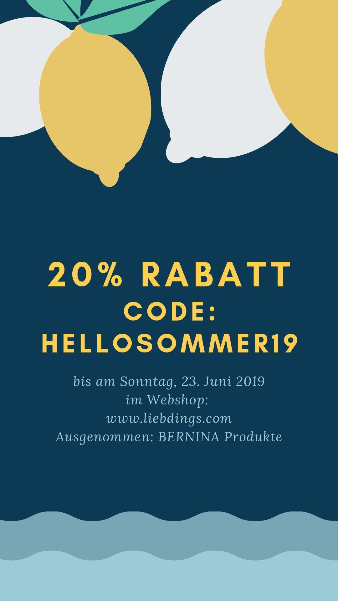20% rabatt Code_ hellosommer19
