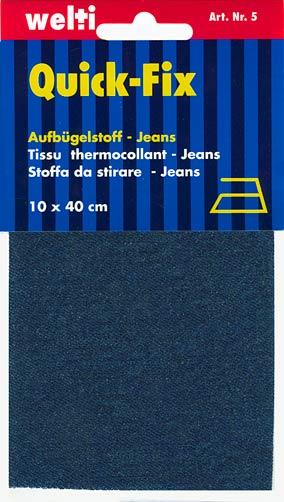 Quick-Fix Flickstoff dunkelblau5-0071