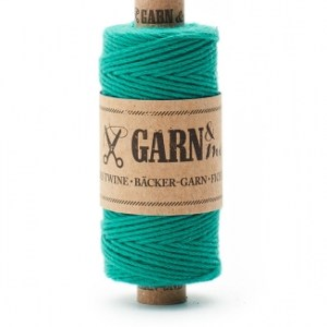 Baumwoll-Zwirn, smaragd