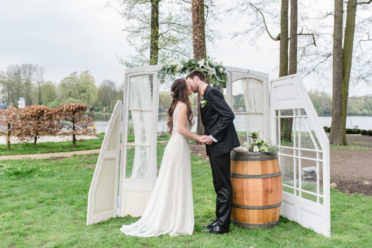 Hochzeit Am Schonen Niederrhein Mit Lisa Steffen