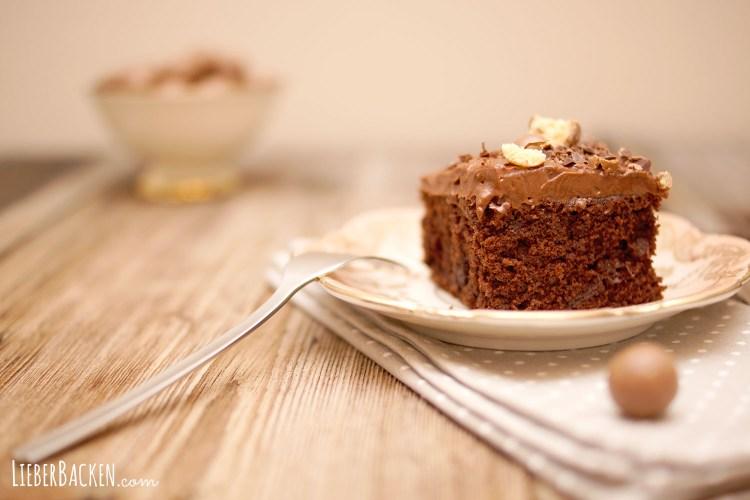 Brownies mit Maltesters nach Linda Lomelinos Rezept