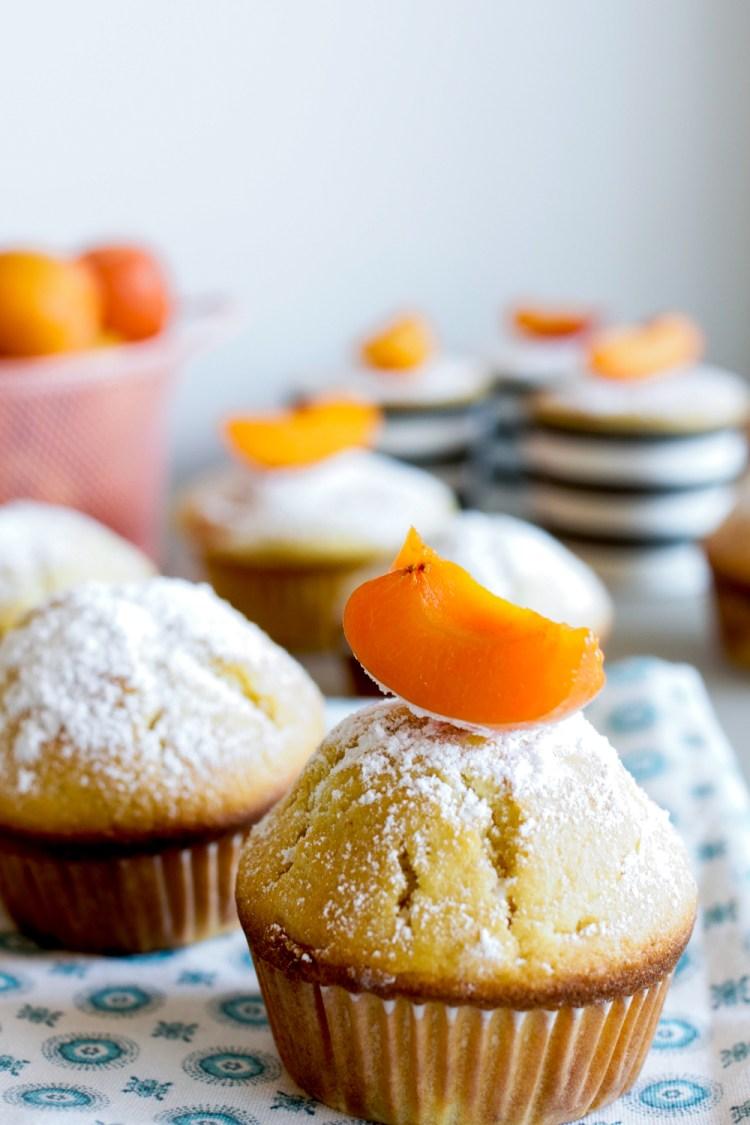 Marillen Muffins
