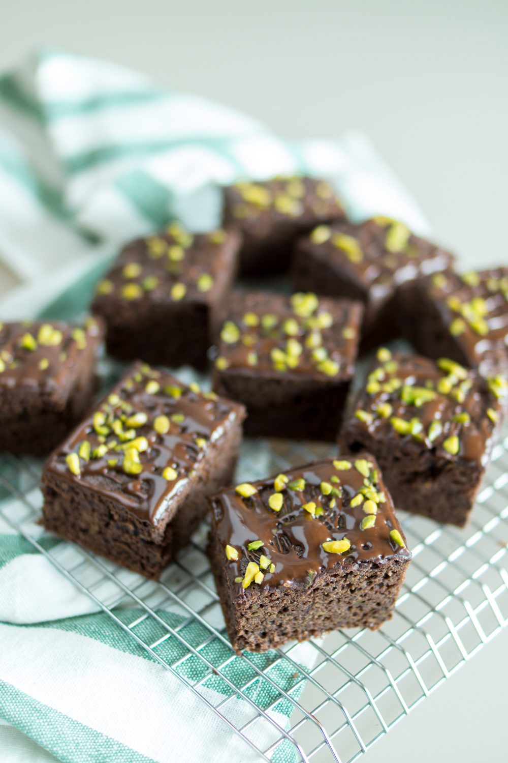 Leckere Avocado-Brownies