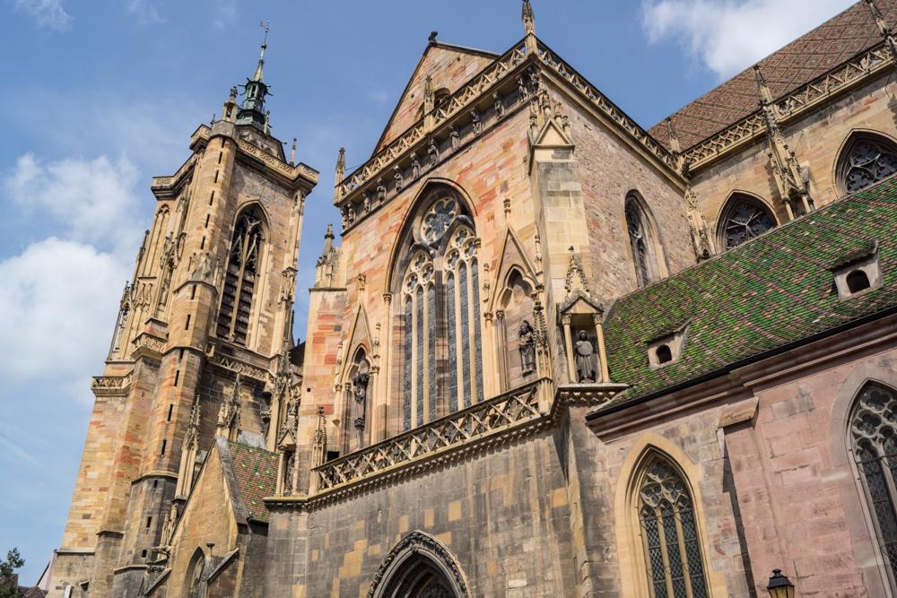Saint Martin Kirche in Colmar