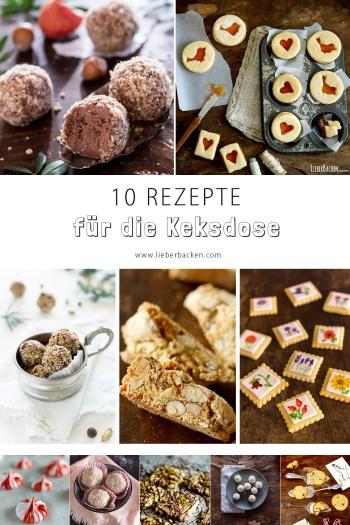 Weihnachtskekse Rezepte - Pralinen und Kekse